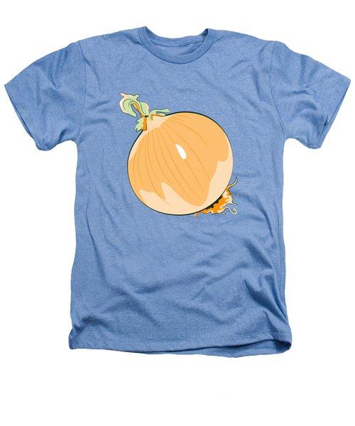 Yellow Onion Heathers T-Shirt