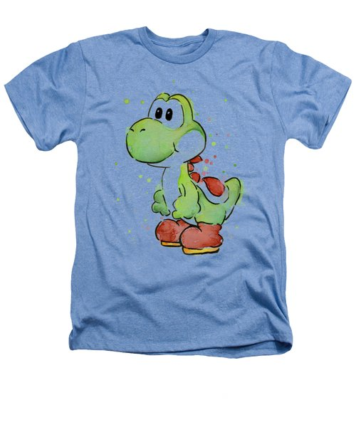 Yoshi Watercolor Heathers T-Shirt