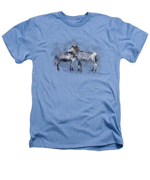 Zebras Heathers T-Shirt