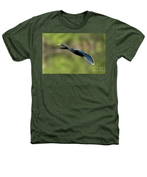 Anhinga Heathers T-Shirt by Anthony Mercieca