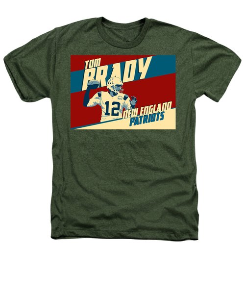 Tom Brady Heathers T-Shirt by Taylan Apukovska