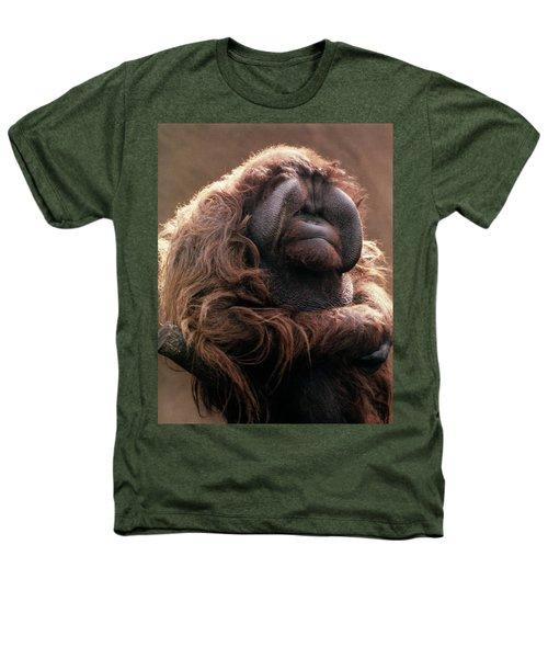 1970s Mature Adult Orangutan Pongo Heathers T-Shirt