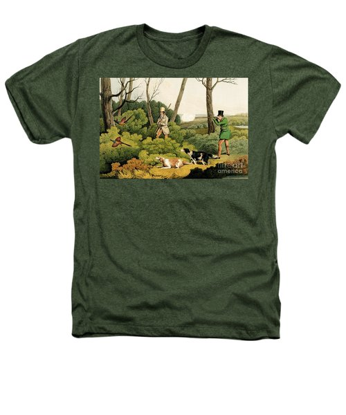 Pheasant Shooting Heathers T-Shirt