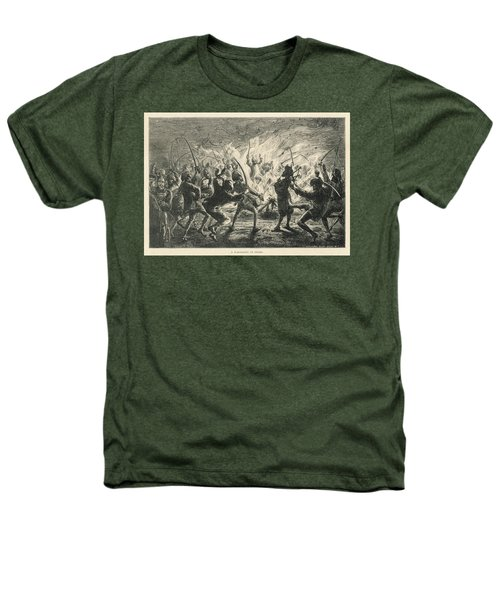 Semipalmated Sandpipers Heathers T-Shirt by Yva Momatiuk John Eastcott