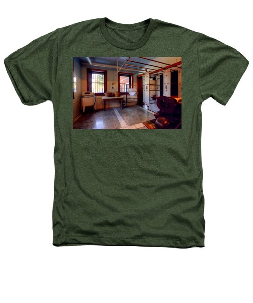 Glensheen Mansion Duluth Heathers T-Shirt by Amanda Stadther