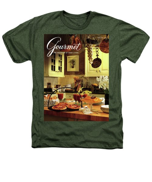 A Buffet Brunch Party Heathers T-Shirt by Romulo Yanes