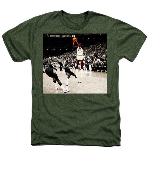 Air Jordan Unc Last Shot Heathers T-Shirt