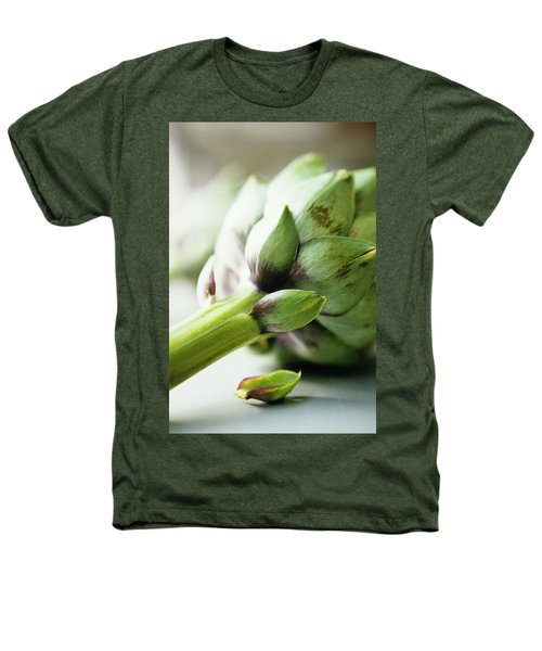 An Artichoke Heathers T-Shirt by Romulo Yanes