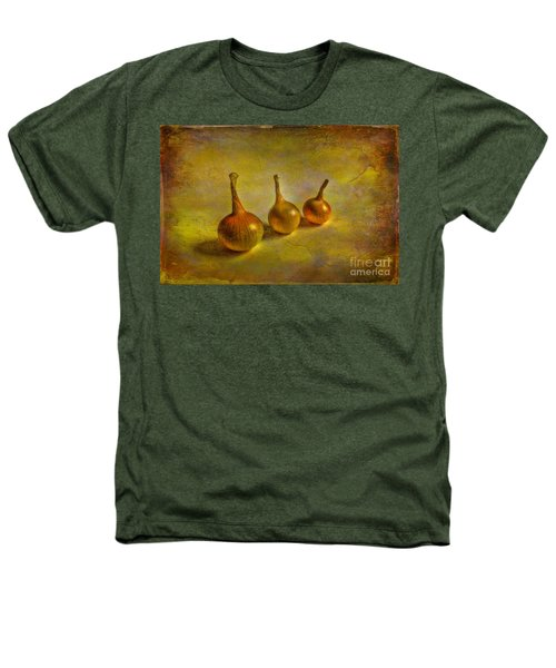 Autumn Harvest Heathers T-Shirt by Veikko Suikkanen