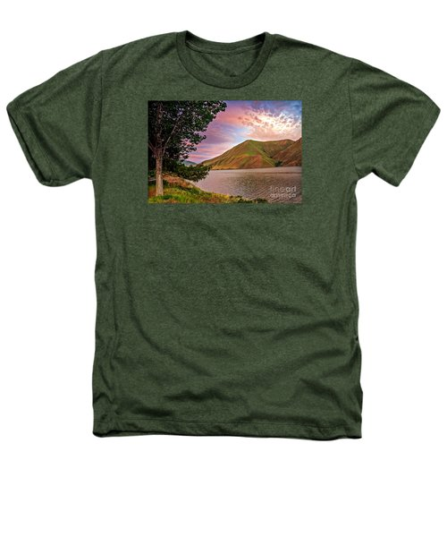 Beautiful Sunrise Heathers T-Shirt by Robert Bales