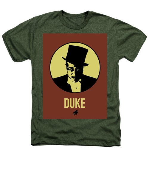 Duke Poster 1 Heathers T-Shirt
