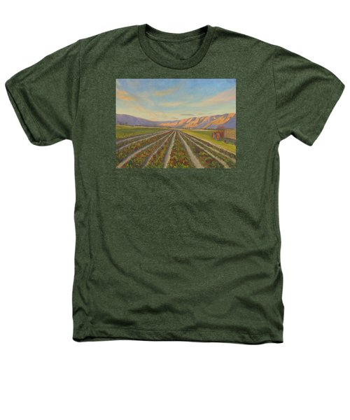 Early Morning Harvest Heathers T-Shirt