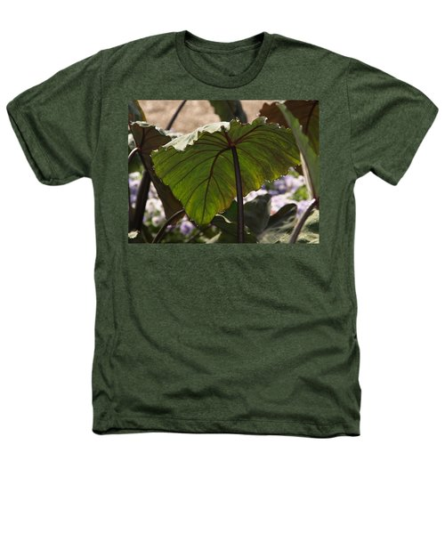 Elephant Ear Heathers T-Shirt