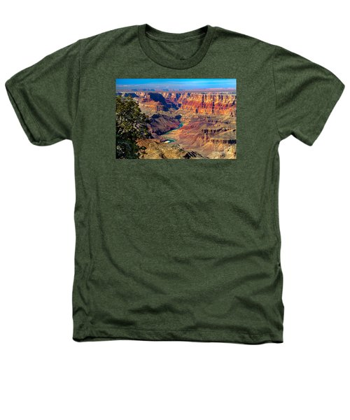 Grand Canyon Sunset Heathers T-Shirt