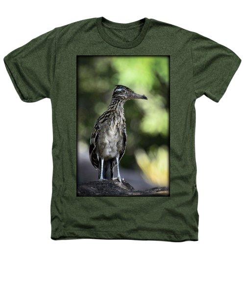 Greater Roadrunner  Heathers T-Shirt by Saija  Lehtonen