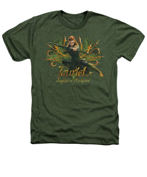 Hobbit - Tauriel Heathers T-Shirt by Brand A