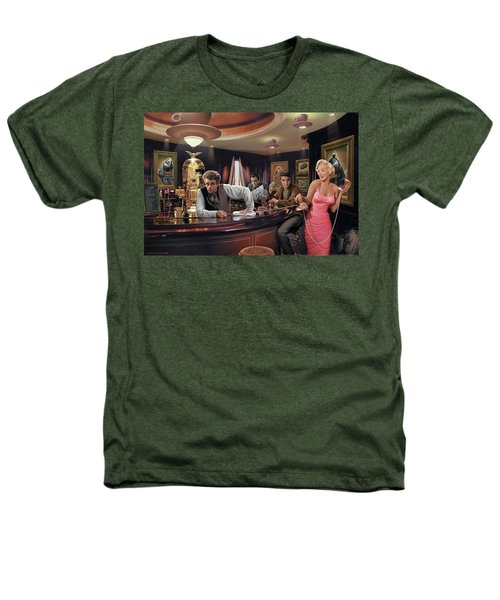 Java Dreams Heathers T-Shirt by Chris Consani