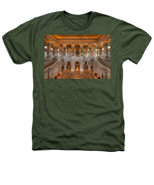 Library Of Congress Heathers T-Shirt