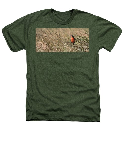 Long-tailed Meadowlark Heathers T-Shirt