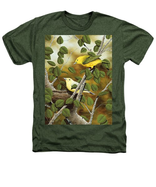Love Nest Heathers T-Shirt by Rick Bainbridge
