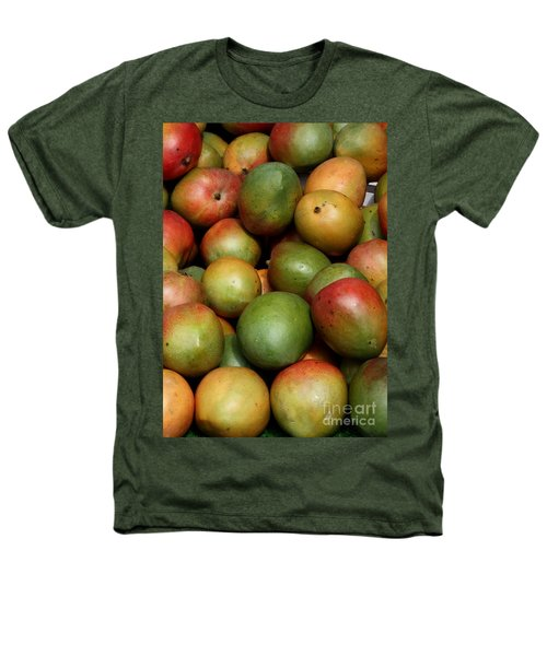 Mangoes Heathers T-Shirt