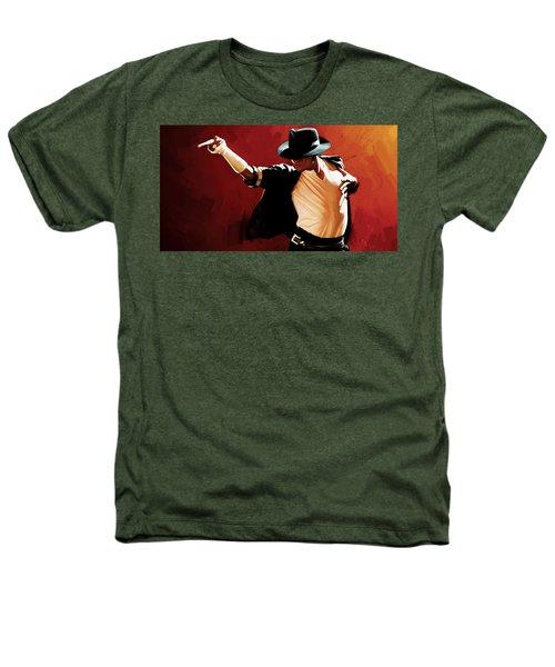 Michael Jackson Artwork 4 Heathers T-Shirt