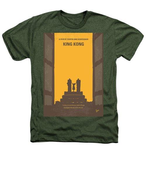 No133 My King Kong Minimal Movie Poster Heathers T-Shirt