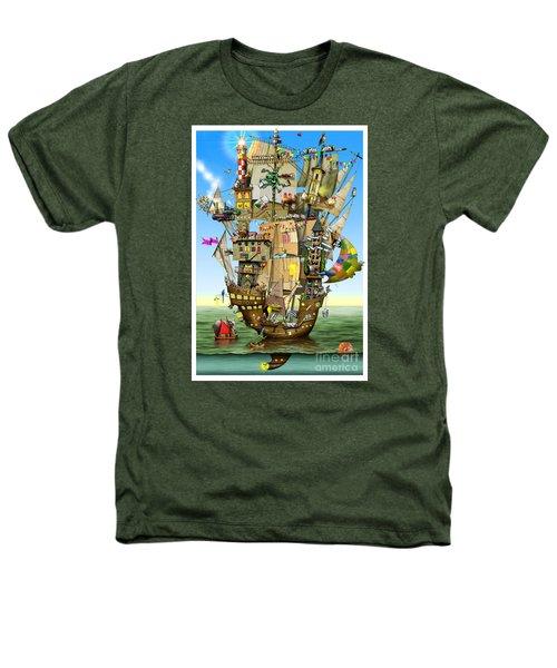 Norah's Ark Heathers T-Shirt