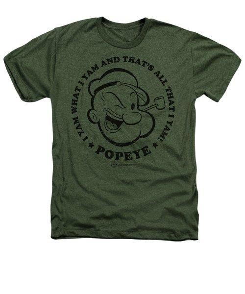 Popeye - I Yam Heathers T-Shirt