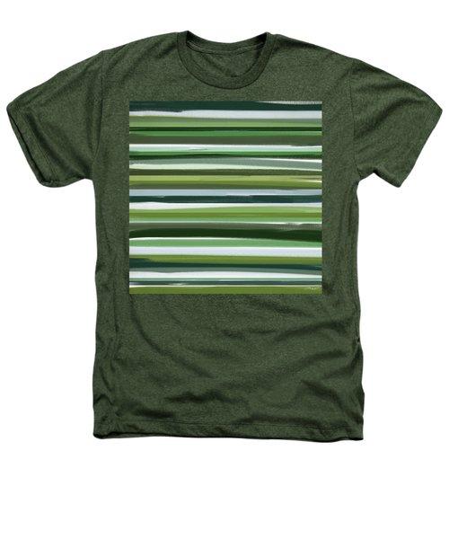 Summer Of Green Heathers T-Shirt