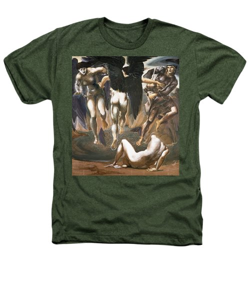 The Death Of Medusa II, 1882 Heathers T-Shirt by Sir Edward Coley Burne-Jones