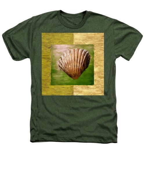 Verde Beach Heathers T-Shirt by Lourry Legarde