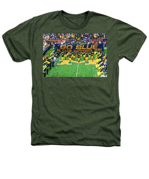 Wolverines Rebirth Heathers T-Shirt