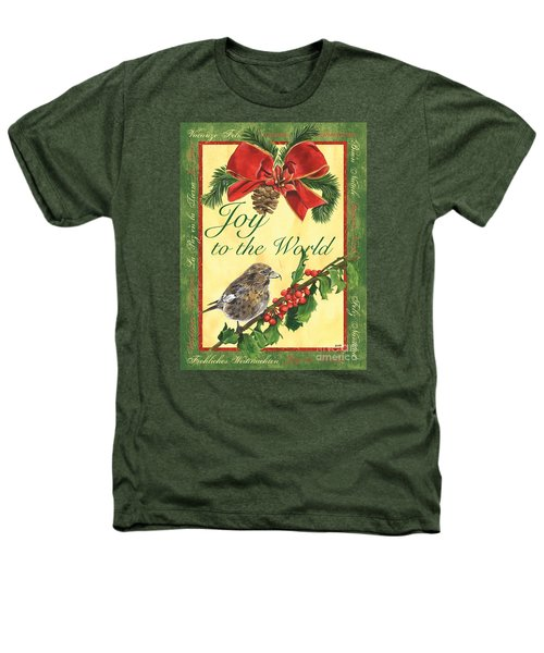 Xmas Around The World 2 Heathers T-Shirt