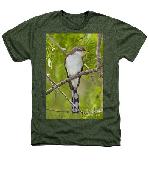 Yellow-billed Cuckoo Heathers T-Shirt
