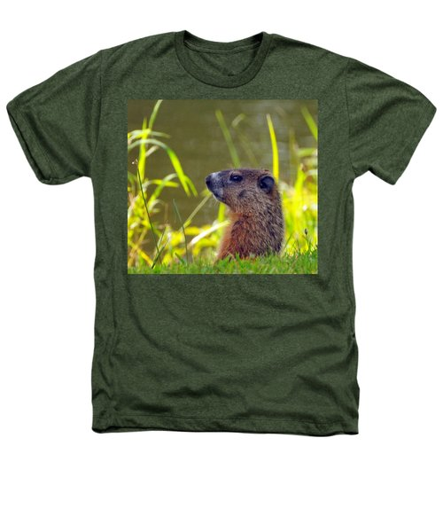 Chucky Woodchuck Heathers T-Shirt