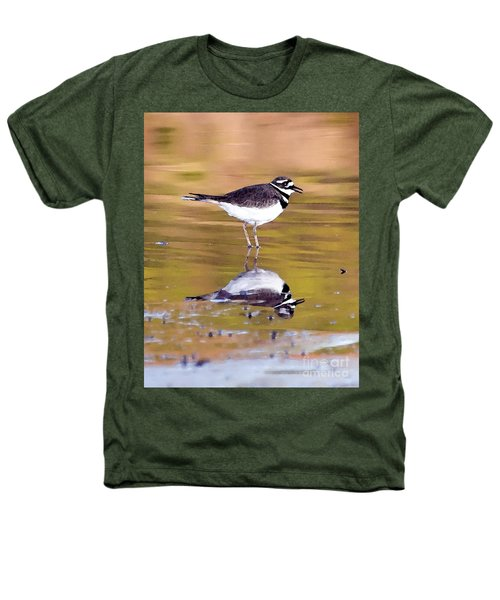 Killdeer Reflection Heathers T-Shirt