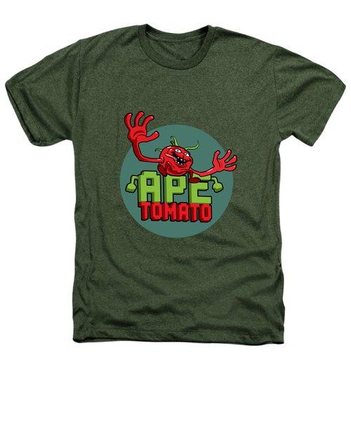 Ape Tomato Grey Green Heathers T-Shirt