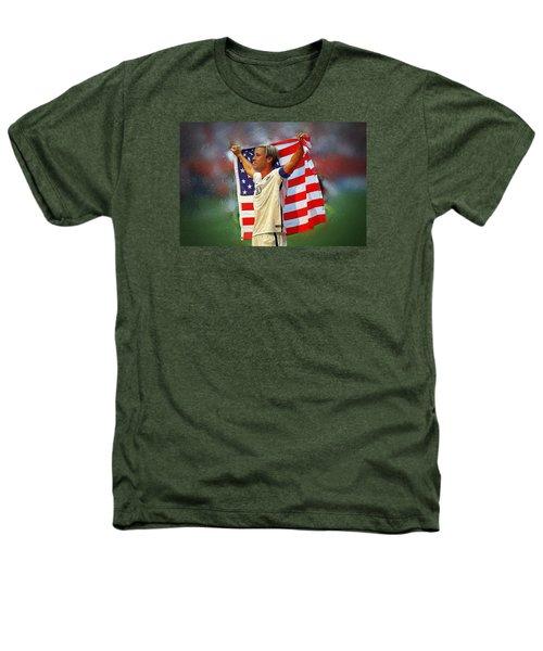Carli Lloyd Heathers T-Shirt by Semih Yurdabak