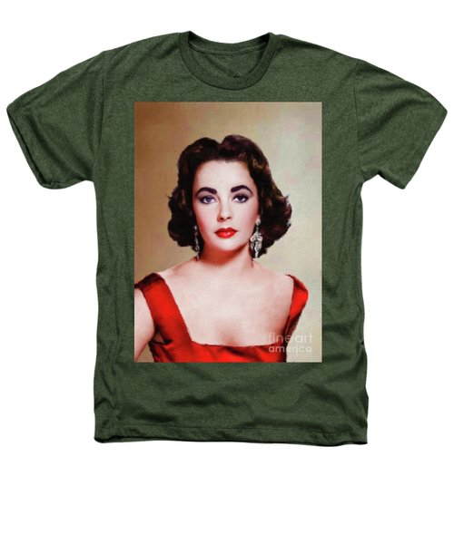 Elizabeth Taylor Hollywood Actress Heathers T-Shirt