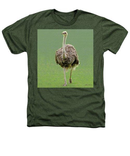 Emu Heathers T-Shirt by Ellen Henneke