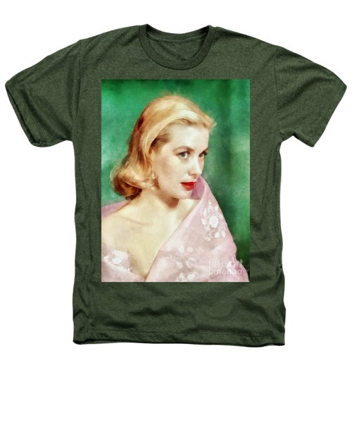 Grace Kelly By John Springfield Heathers T-Shirt