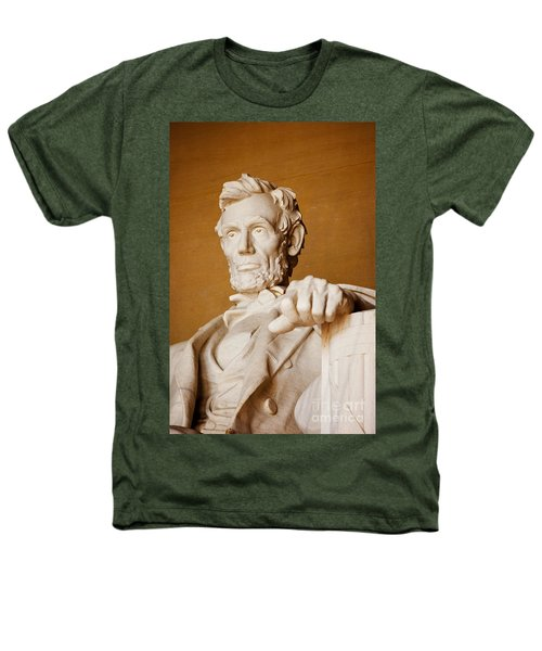 Lincoln Memorial Heathers T-Shirt