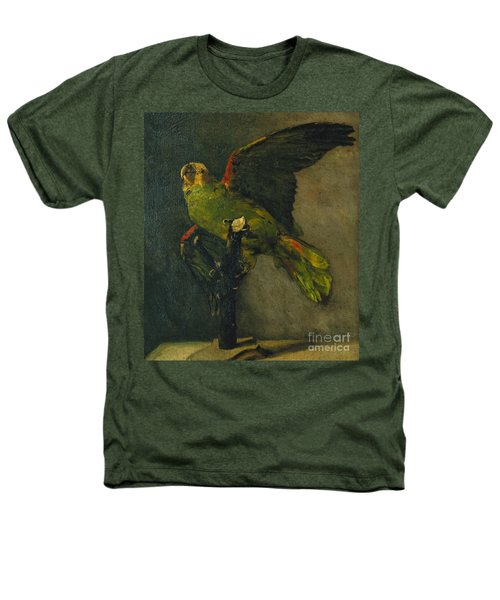 The Green Parrot Heathers T-Shirt