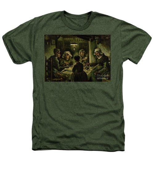 The Potato Eaters, 1885 Heathers T-Shirt
