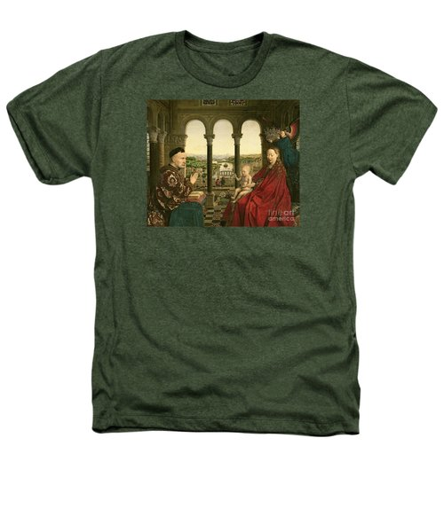 The Rolin Madonna Heathers T-Shirt