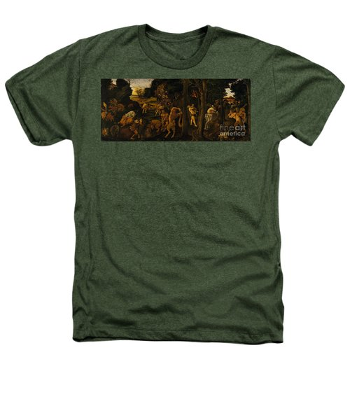 A Hunting Scene Heathers T-Shirt