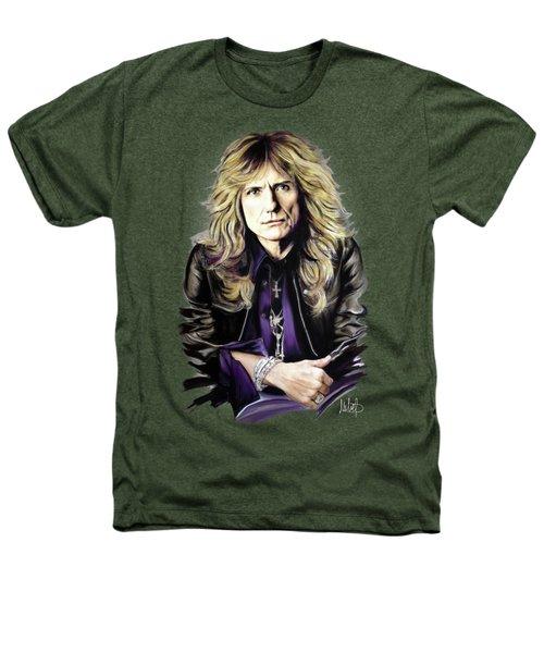 David Coverdale 1 Heathers T-Shirt