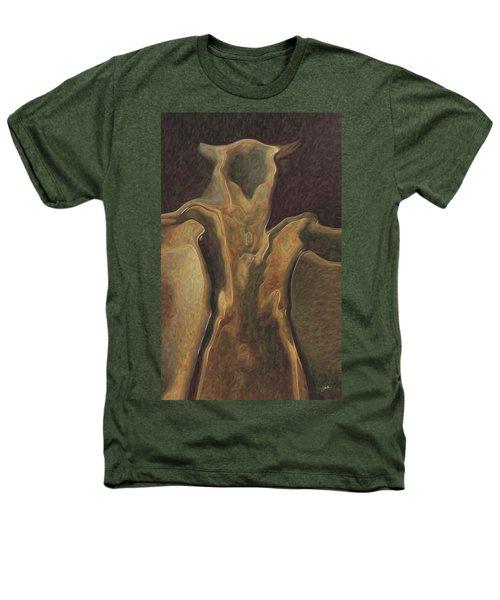 Minotaur  Heathers T-Shirt by Quim Abella