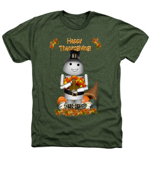 Robo-x9 The Pilgrim Heathers T-Shirt by Gravityx9  Designs